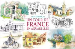 Un tour de France en aquarelle
